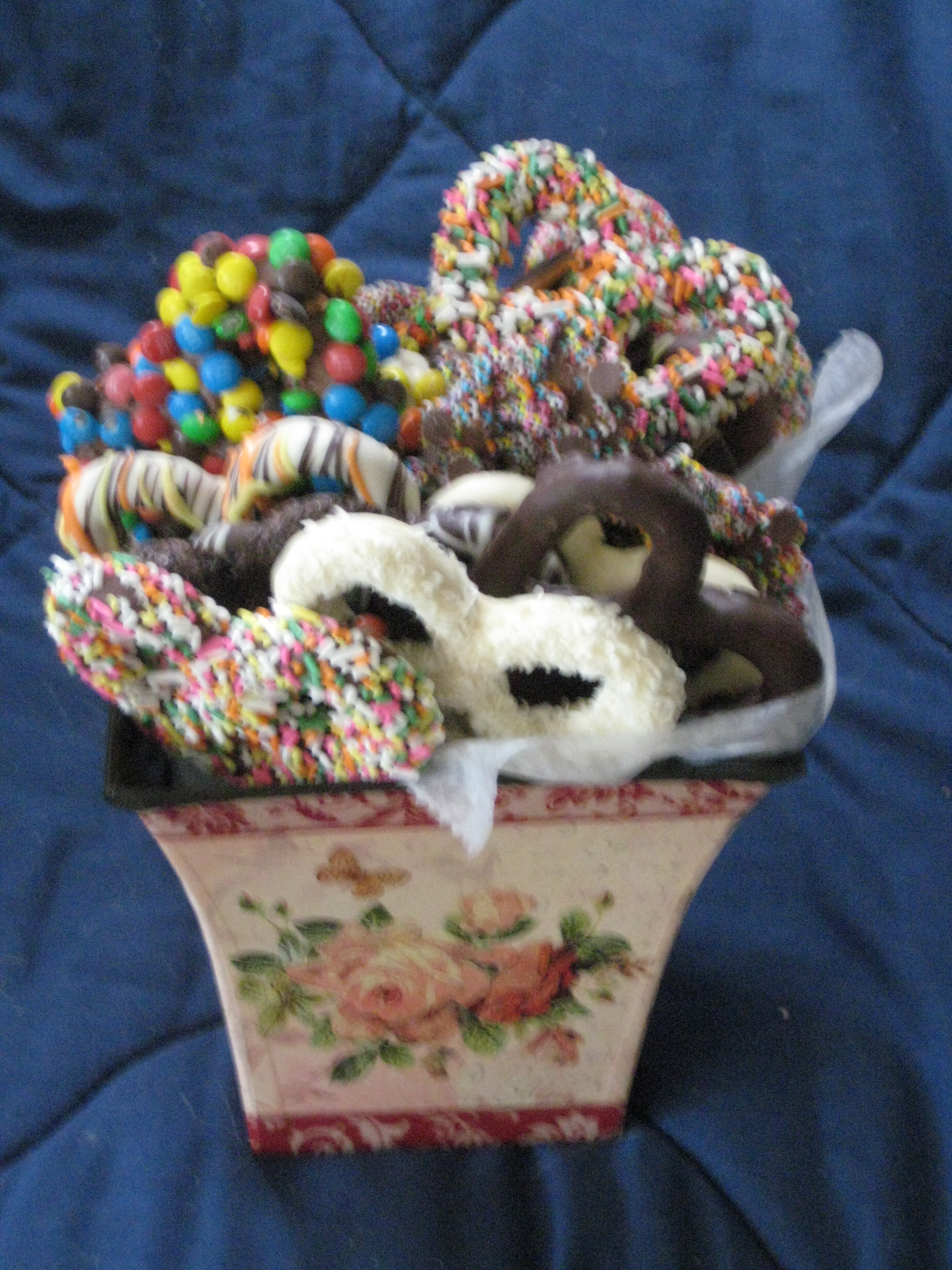 Hand-Made Gift Baskets by Sheryl